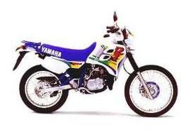 Motorium Yamaha Dt 200 R 1997